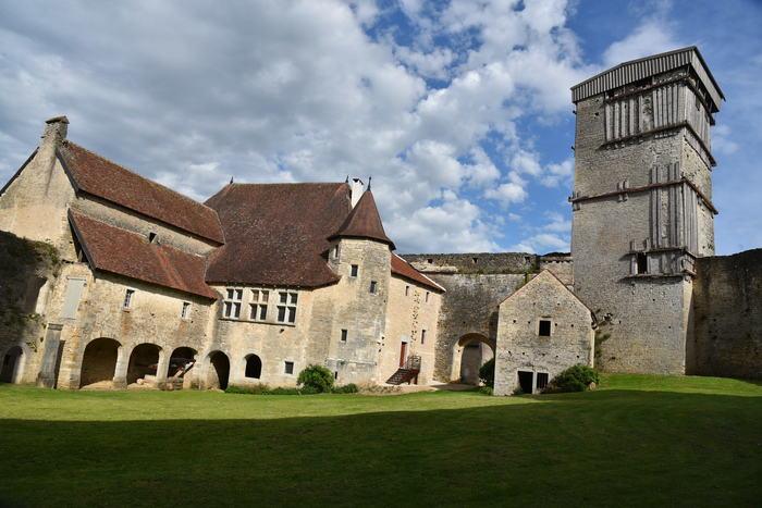 Journées du patrimoine 2020 - Visite guidée du château médiéval