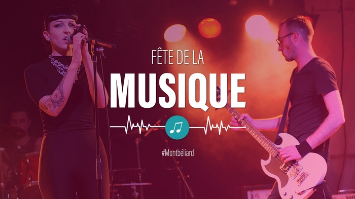 Fête de la musique 2019 - Féria Flamenca / Esprit Danse / Black Diamonds / Country Club / Show Time