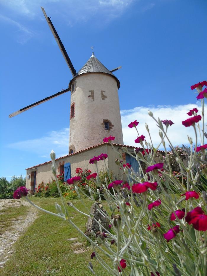 Journées du patrimoine 2019 - visite du moulin de Rairé