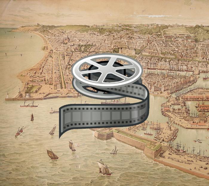 Journées du patrimoine 2019 - Projection de 4 courts-métrages réalisés par Mobiles mémoires sur l'histoire du Havre