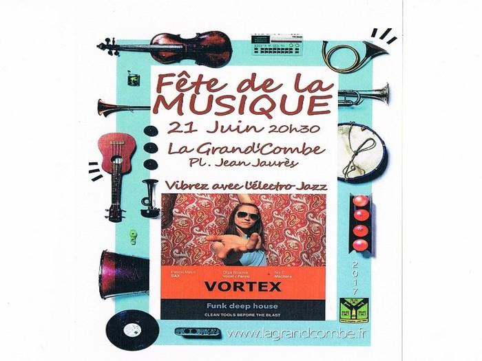 Fête de la musique 2019 - Vortex