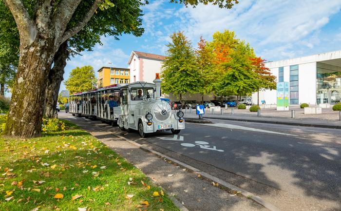 Journées du patrimoine 2020 - Circuit en petit train touristique !