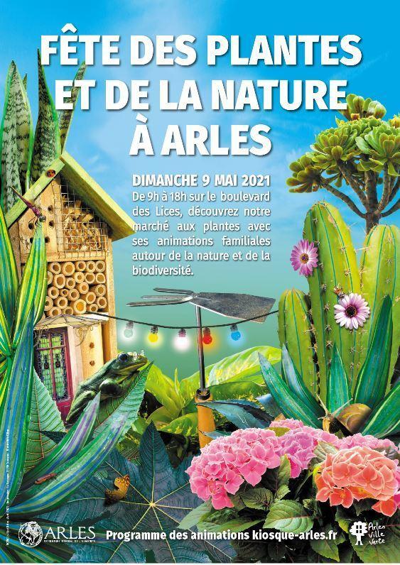 C'est un jardin extraordinaire qui se déploie sur le boulevard des Lices le dimanche 9 mai, de 9h à 18h.