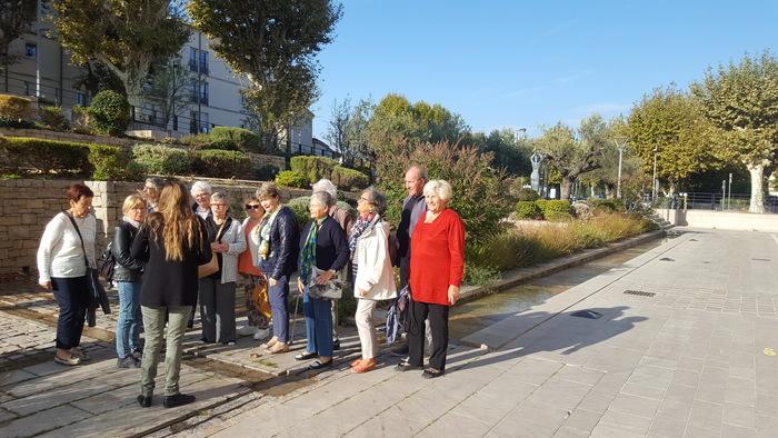 Journées du patrimoine 2019 - Visite guidée de la ville de Montélimar