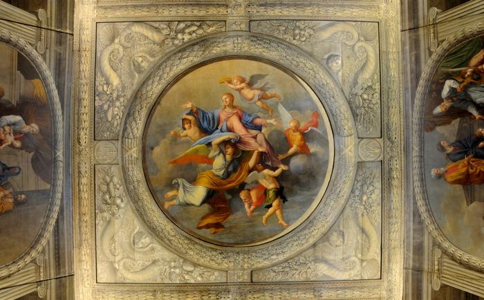 Journées du patrimoine 2019 - Chapelle Saint-Joseph ancienne visitation