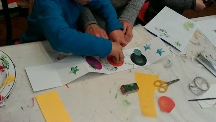 Journées du patrimoine 2019 - Atelier en famille exposition Arman Musée de Vence