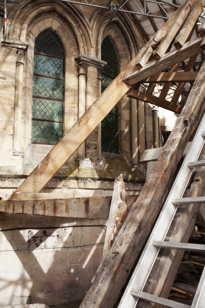 Journées du patrimoine 2020 - Les mots de la cathédrale