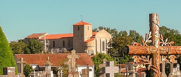 Journées du patrimoine 2020 - Visite guidée de l'église romane Saint Nicolas et des travaux en cours