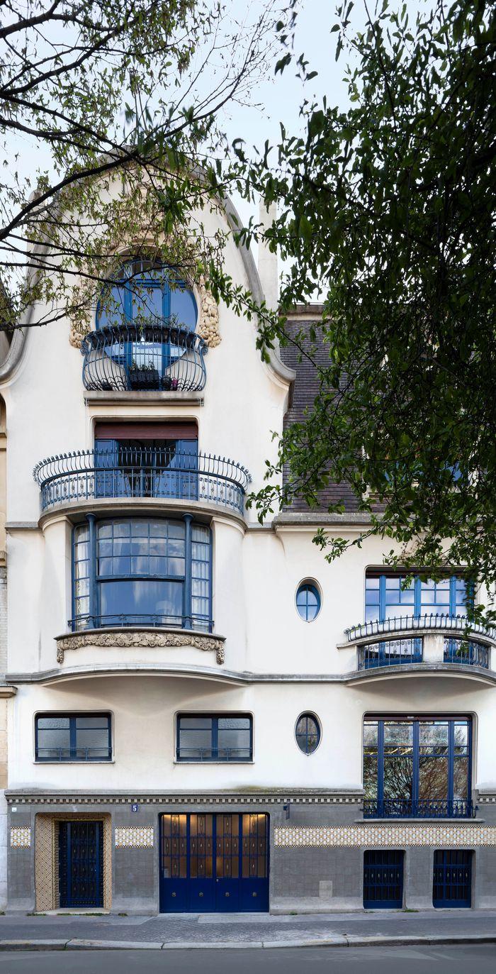 Journées du patrimoine 2019 - COMPLET - Visite commentée de l'Hôtel particulier de Paul Follot (sur inscription)
