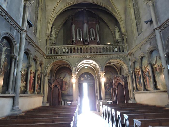 Journées du patrimoine 2019 - Visite guidée de la chapelle du lycée Fabert