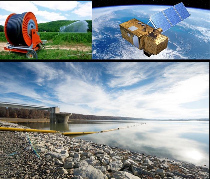 | ANNULÉ | Des Sentinelles au service des gestionnaires de l'eau ?