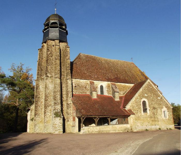 Journées du patrimoine 2019 - Visites de l'église Notre Dame de l'Annonciation à Beugnon