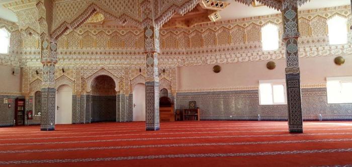 Journées du patrimoine 2020 - Visite et exposition à la Mosquée Assalam de Tomblaine