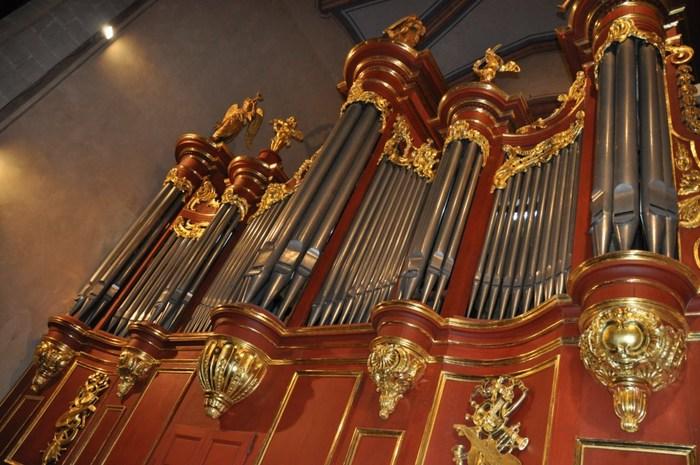 Journées du patrimoine 2019 - Présentation de l'orgue de l'église