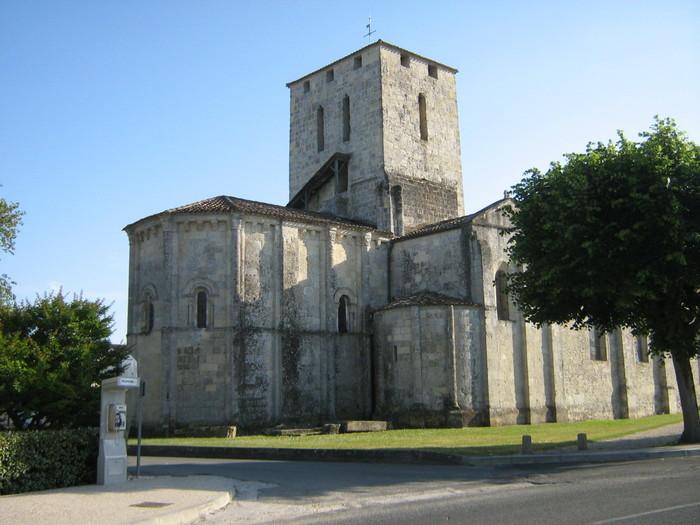 Journées du patrimoine 2020 - Visite d'une église du XIIe siècle