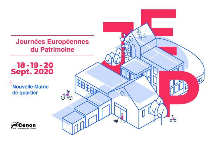 Journées du patrimoine 2020 - Annulé | Inauguration de la nouvelle mairie de quartier