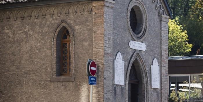 Journées du patrimoine 2019 - Visite de la chapelle Saint-Pierre et Saint-Paul de Rives