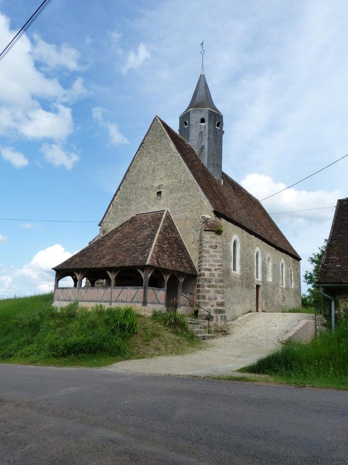 Journées du patrimoine 2019 - Visite de l'église de Saint-Romain