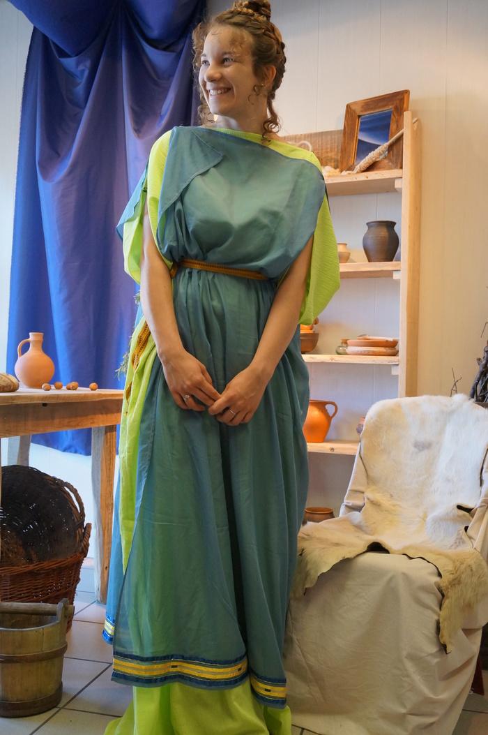 Nuit des musées 2019 -Fashion Ludum - Jeu autour de la mode antique