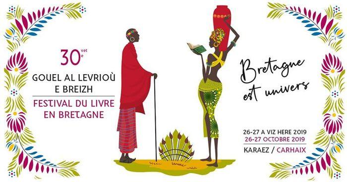 La revue annuelle  Spered Gouez / l'esprit sauvage paraît à l'occasion du Festival du Livre de Carhaix et accueille en signature quelques-uns de ses collaborateurs et auteurs sur son stand.