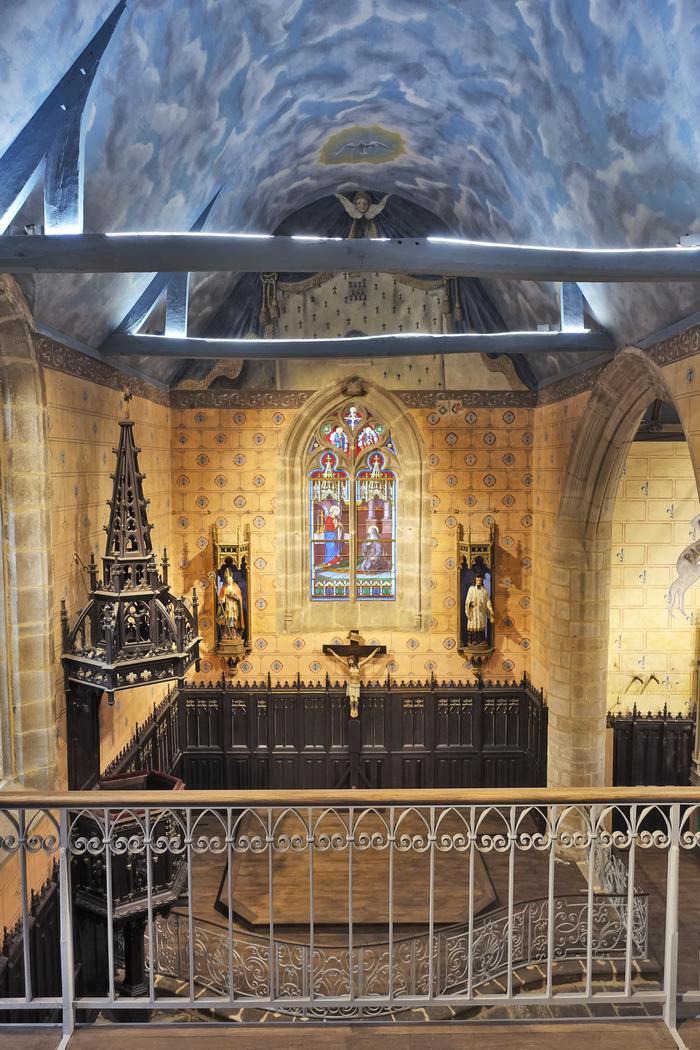 Journées du patrimoine 2020 - La chapelle Saint Eutrope, un rare exemple de patrimoine hospitalier médiéval en Bretagne.