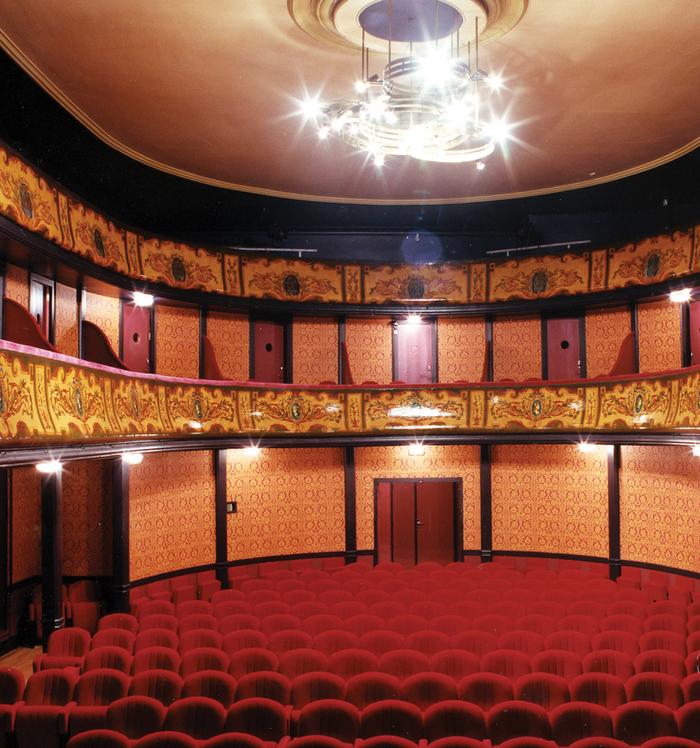 Journées du patrimoine 2020 - Visite du théâtre des Copiaus