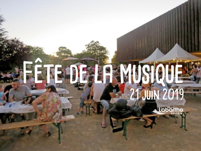 Fête de la musique 2019 - Les aventuriers du rock // Association Gym Forme // DJ