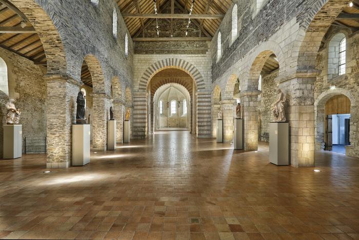 Journées du patrimoine 2020 - Journées européenes du patrimoine à la collégiale Saint-Martin