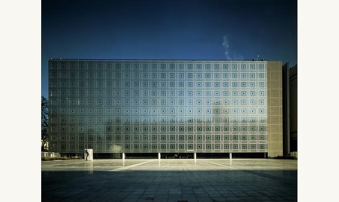 Journées du patrimoine 2019 - Visites-ateliers IMA Architecture