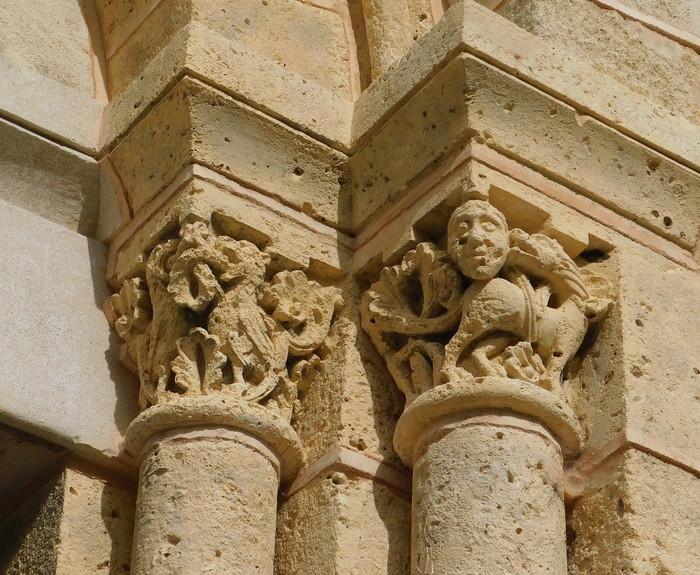 Journées du patrimoine 2020 - Visite d'une église romane de l'Angoumois