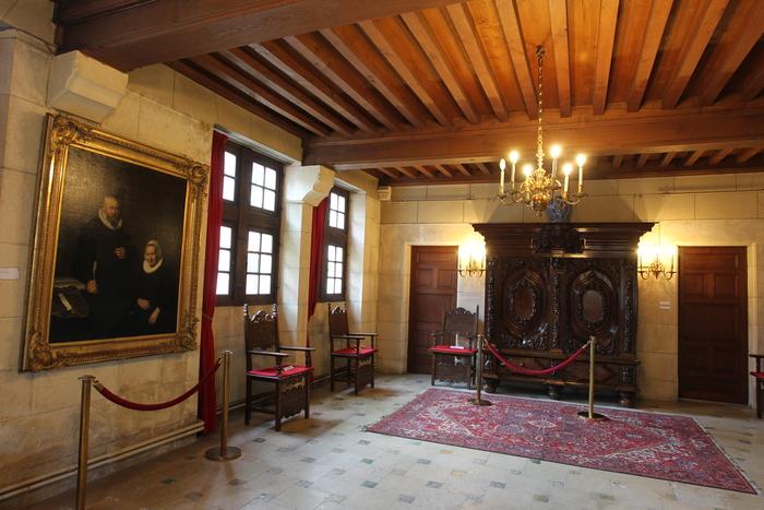 Journées du patrimoine 2020 - Visite libre du rez-de-chaussée du musée et de l'exposition Périn-Salbreux, miniaturiste et peintre rémois.