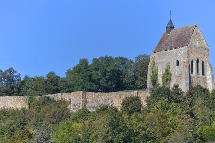 Journées du patrimoine 2019 - La chapelle de Vauguillain