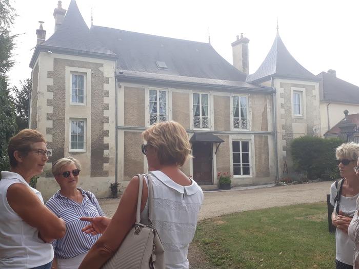 Journées du patrimoine 2019 - Visite guidée du Circuit de la Paume