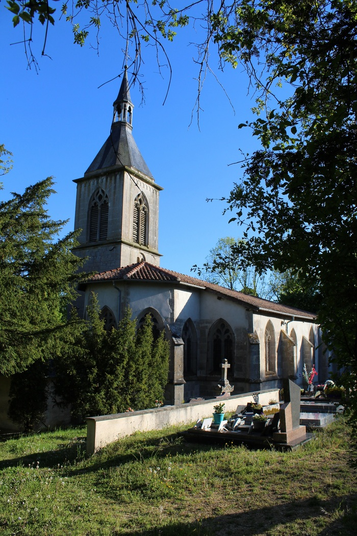 Journées du patrimoine 2019 - Visite guidée de l'Eglise de Creuë