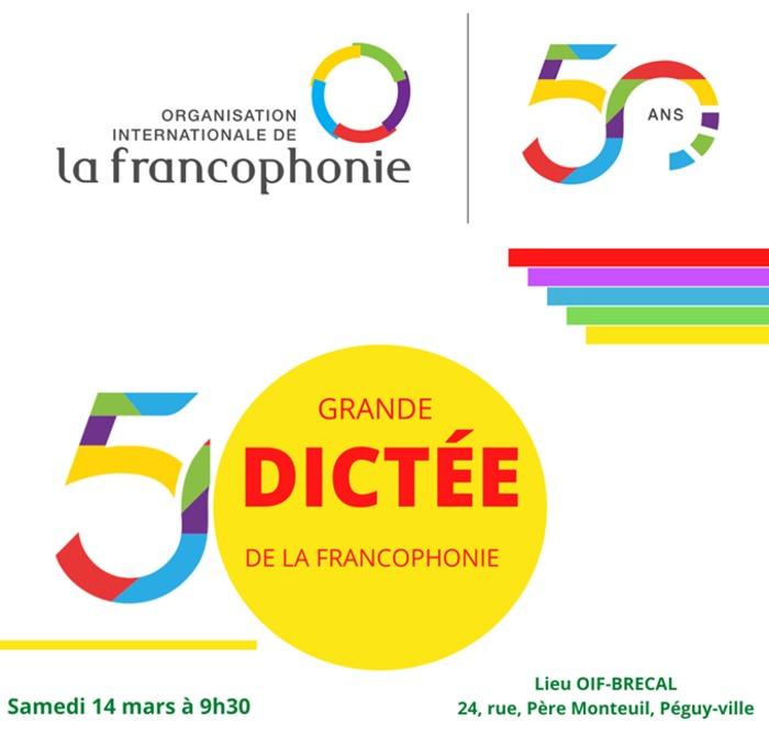 L'OIF organise une dictée de la francophonie à son bureau régional en Haïti