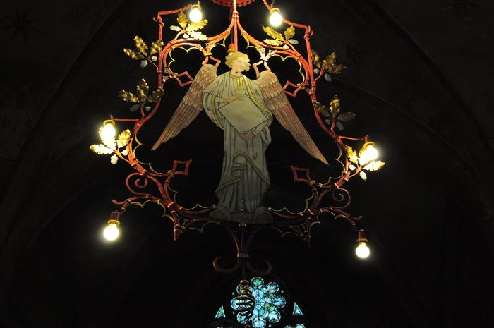 Journées du patrimoine 2019 - Saint-Pierre-le-Jeune la nuit...