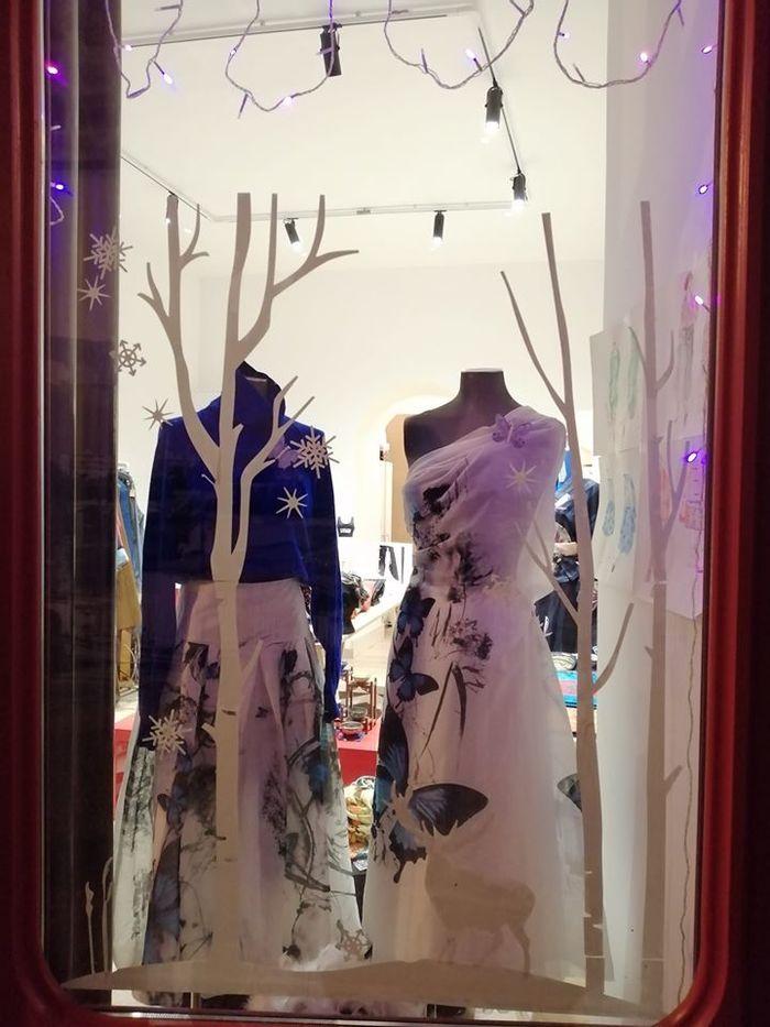 Journées du patrimoine 2020 - METIERS D'ART / Atelier-boutique YING, Haiyan Ying – styliste, créatrice de vêtements sur mesure à Romans-sur-Isère