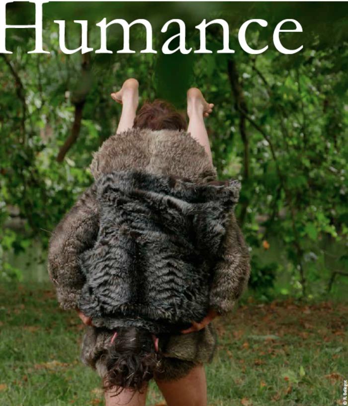 Journées du patrimoine 2020 - Séance exceptionnelle du film Humance de Nicolas Hubert, danseur et chorégraphe de la Compagnie Épiderme