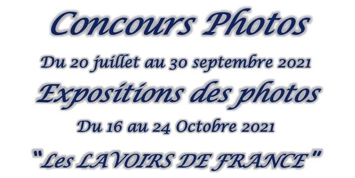 """Exposition photos """"Les lavoirs de France"""""""