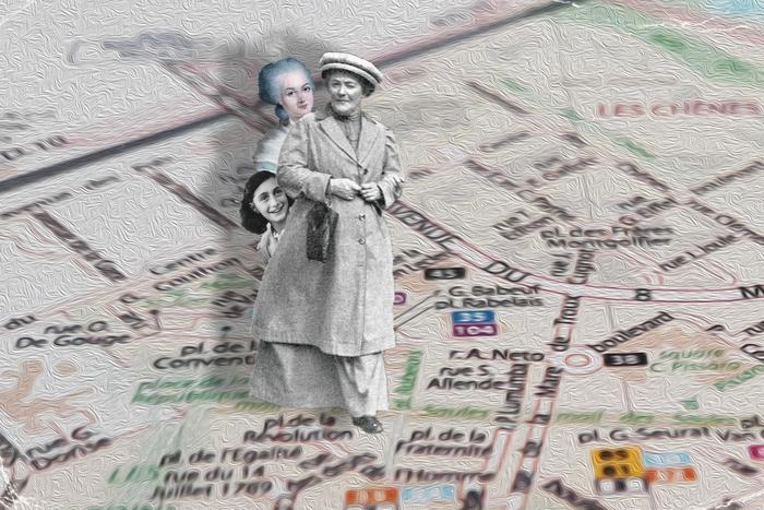 Journées du patrimoine 2020 - Bal(l)ade des Dames
