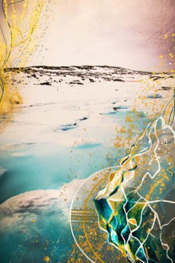 Journées du patrimoine 2020 - Exposition : « De l'émerveillement nait le respect » Ségolène Cavelot, une artiste en Arctique