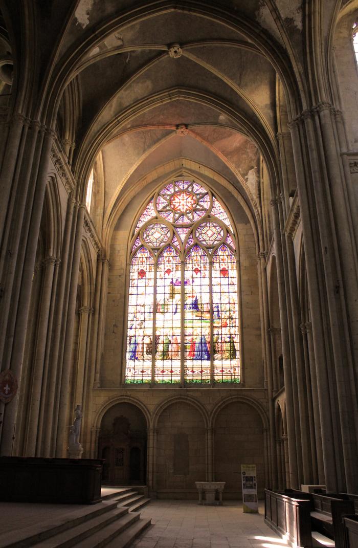 Journées du patrimoine 2019 - Visite libre de la Basilique Saint-Vincent
