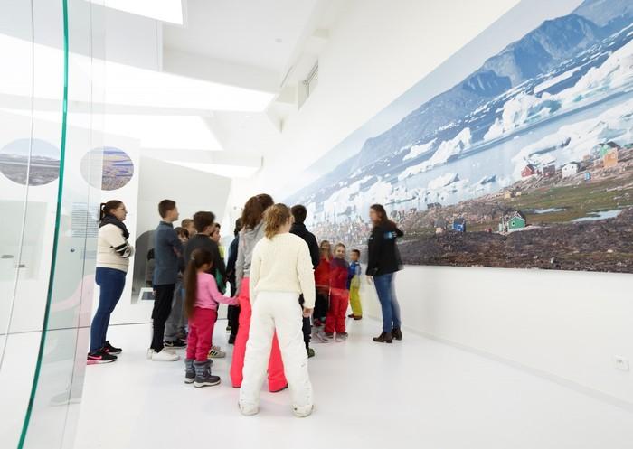 Journées du patrimoine 2020 - Visite guidée : Espace des Mondes Polaires