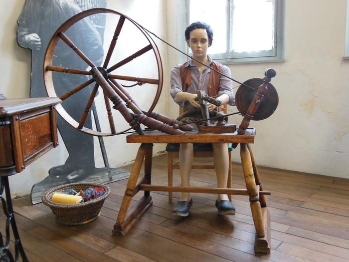 Journées du patrimoine 2020 - Visite guidée thématique à la Maison du Textile
