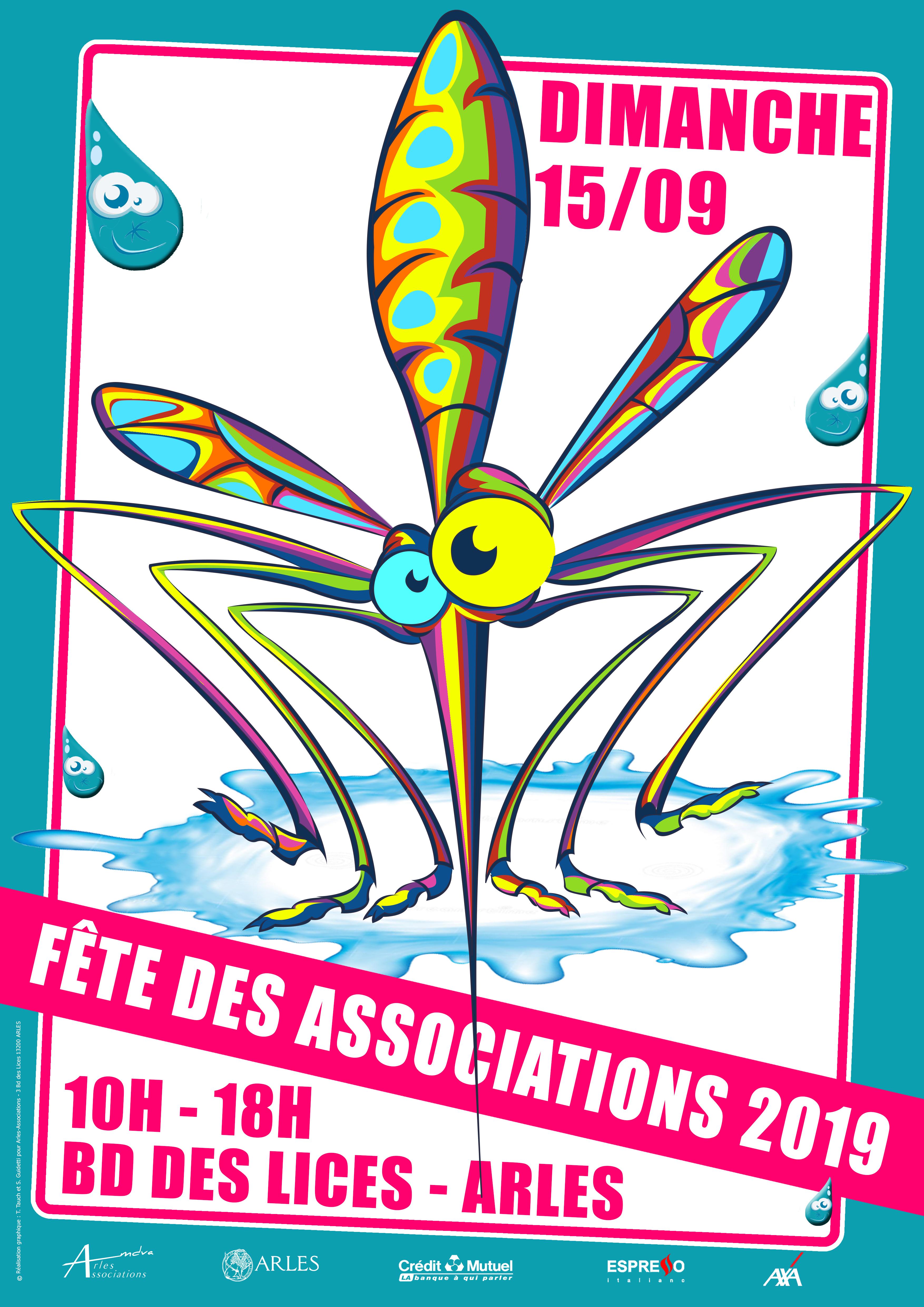 La Maison de la Vie Associative organise une journée consacrée au partage et à la découverte du monde associatif arlésien.