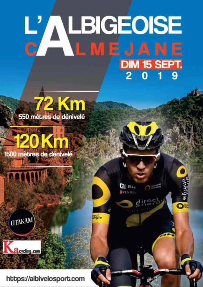 LAlbigeoise/Calmejane 2019 : deux nouveaux parcours dans la vallée du Tarn