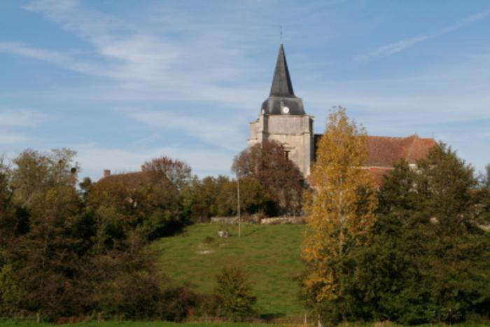 Journées du patrimoine 2019 - Église Saint-Symphorien de Suilly-la-Tour
