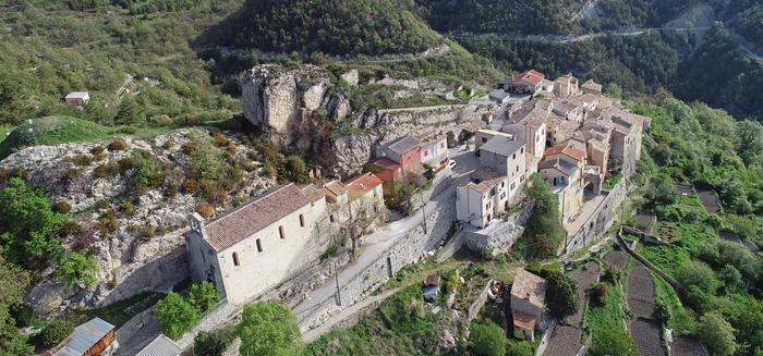 Journées du patrimoine 2019 - Découverte du village de la Rochette et de la chapelle Saint Saturnin