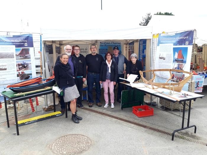 Journées du patrimoine 2020 - Atelier du patrimoine maritime de la rade de Brest
