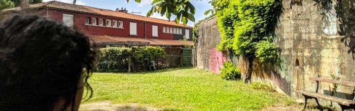 Balade Alternative – Bacalan Claveau, de la rue bleue à la cité jardin